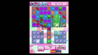 Candy Crush Saga Level 246 Walkthrough