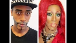 Drag Queen Makeup Tutorial