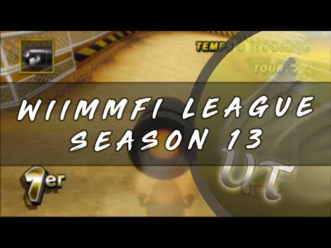 [MKW] Wiimmfi League Division 2 Week 1 || Untouchables vs. Charged Brigade