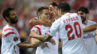 Video Gol Pertandingan Sevilla vs Athletic Bilbao