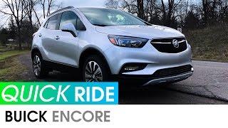 2017 Buick Encore - Quick Ride // Sellers Buick GMC - Farmington Hills, MI