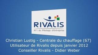 Témoignage Client Rivalis - Christian - Chauffagiste