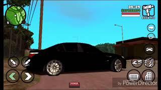 Gta San Andreas Android - BMW M5 - Duyuru - Geziyoruz #2