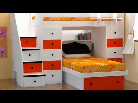 ☑️ [WOW] Incredible Space Saving Bedroom Ideas 2018 | Small Homes Furniture IKEA DIY Trends 2018