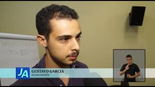 Jornal Acontece - Palestra Educação Financeira - LIBRAS