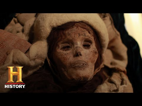 Ancient Aliens: Ancient Mummies in the Chinese Desert (Season 11) | History
