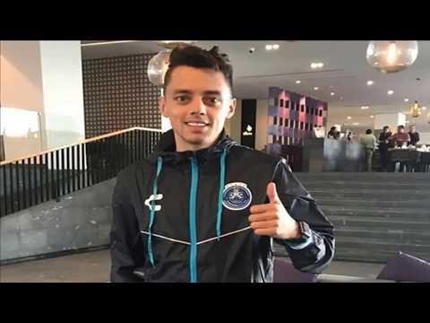 Sexto Refuerzo Enfranjado - Matheus Ribeiro- Club Puebla FC
