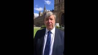 Alistair Carmichael on Snap General Election