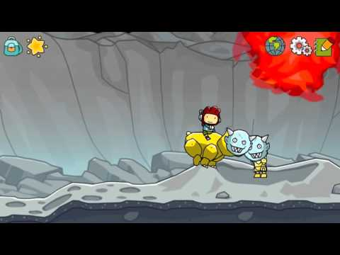 NEW SCRIBBLENAUTS™ UNLIMITED TRAILER - FOR APPLE & ANDROID DEVICES
