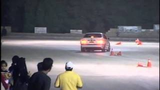 Driving on a dare - Asad Khuhro - Xtreme Autocross Round 4 - 2011