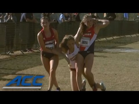 Rivals Help Injured Runner Across Finish Line