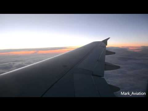 Air France A318-111 F-GUGG **FULL FLIGHT** Paris - Madrid AF1100