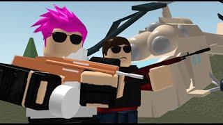 ROBLOX Apocalypse Rising Battle l of Kin Gang vs Convoy
