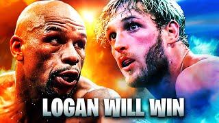 Logan Paul Will DESTROY Floyd Mayweather!!!  (Logan Paul Vs Floyd Mayweather Fight Confirmed)