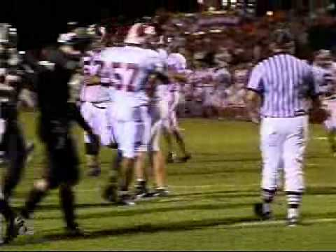 Hartselle Tigers vs Athens Golden Eagles - YouTube