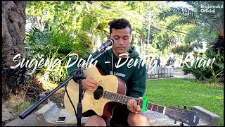 Download Sugeng Dalu - Denny Caknan Cover by Brojomukti Akustik Version