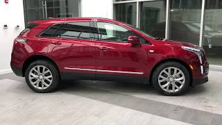 2020 Cadillac XT5 Sport AWD  Review