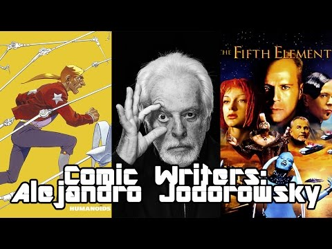 THE FIFTH ELEMENT IS A RIP OFF!? - Comic Writers Alejandro Jodorowsky