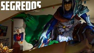SEGREDOS DO BRONZE #30 - League of Legends Fun/Faill compilation