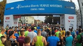 Danske Bank Vilniaus Maratonas 2018 | Danske Bank Vilnius Marathon 2018