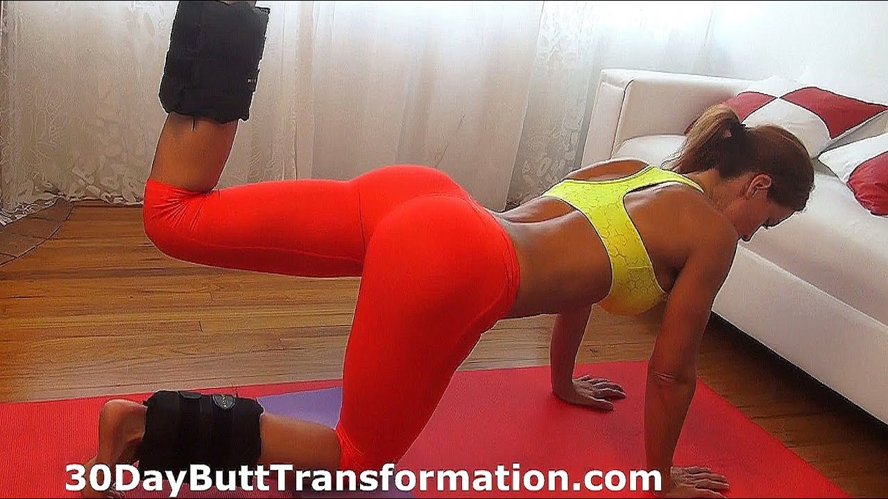 Very Effective Home Butt Lift Workout Routine - Youtube-7292