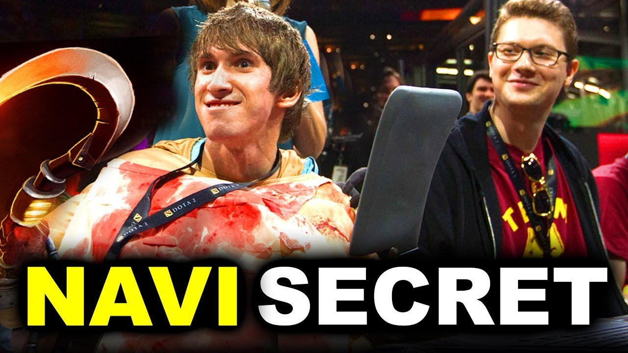 SECRET + DENDI vs NAVI - FIRST TIME IN HISTORY OF DOTA! - MAINCAST AUTUMN BRAWL
