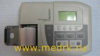 Электрокардиограф трехканальный ЭК3Т-01-Р-Д(Данный медицинский аппарат предназначен для снятия и регистрации электрокардиограммы (ЭКГ) в медицинских..., 2010-02-09T07:35:28.000Z)