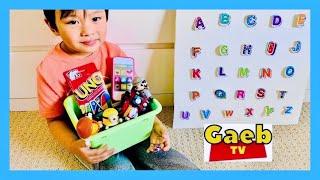 ABC Song + More Nursery Rhymes & Kids Songs - Gaeb TV