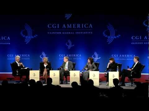 Jumpstart Nation: Opening Plenary Conversation - CGI America 2012