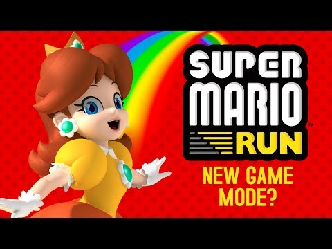 New Game Mode Leaked for Super Mario Run