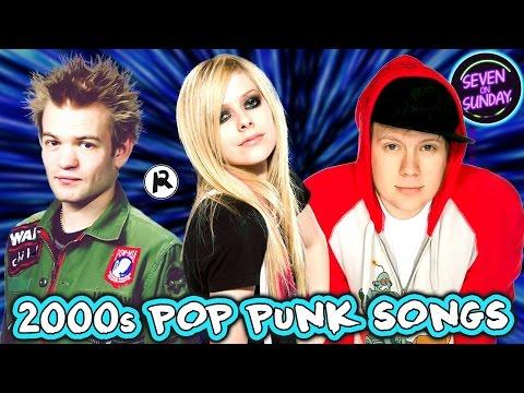 7 LEGENDARY POP PUNK SONGS 2000s