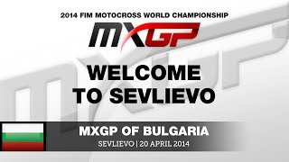 MXGP of Bulgaria 2014 Welcome to Sevlievo - Motocross