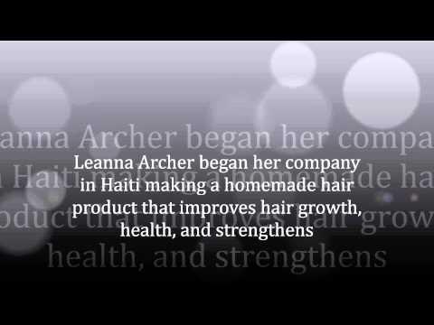 Leanna Archer   Rachel Whyte