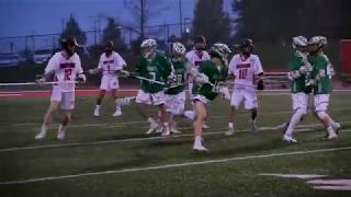 South Fayette Boys Lacrosse vs Moon 4-25-19