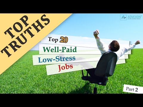 top-20-well-paid-low-stress-jobs-(part-2)