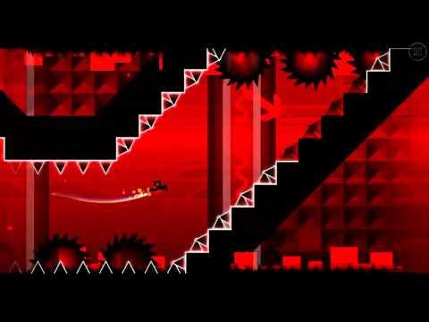 BANGARANG  SKRILLEX!!!!! Geometry Dash  Bangarang  JBUST!!!!! Soooo F*CKING INTENSE 😆😍