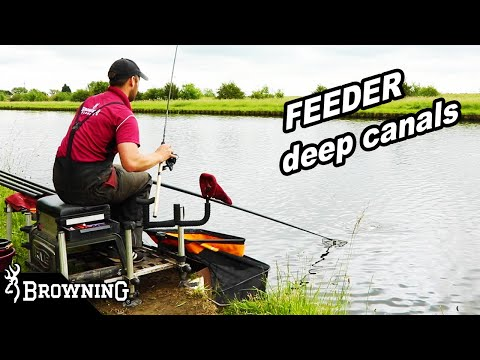 FEEDER In DEEP CANALS With Nick Crooks - TACKLE AND TACTIC