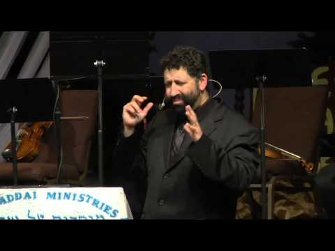 Jonathan Cahn: 2 Visions: Sept 2015, Angels sweeping up Lights to Heaven!