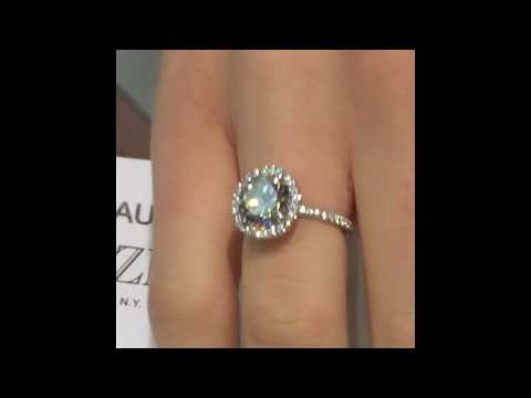 3 Carat Round Diamond Engagement Ring Review