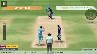 Cricket 3D lite : better graphics than 1gb game