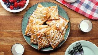 Sheet Pan Stuffed Pastry Pockets thumbnail