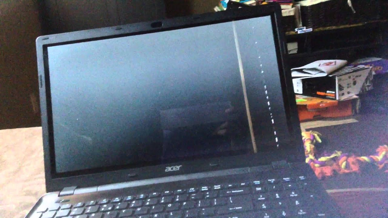Acer laptop boot loop solution