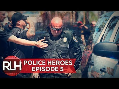 Police Heroes #5 Cops Meet Humanity, Heroism and Respect