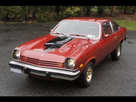 ~~SOLD~~1976 Chevrolet Cosworth Vega For Sale~#3384~2 Owners~3.0L Race Motor~Absolutly Fantastic!