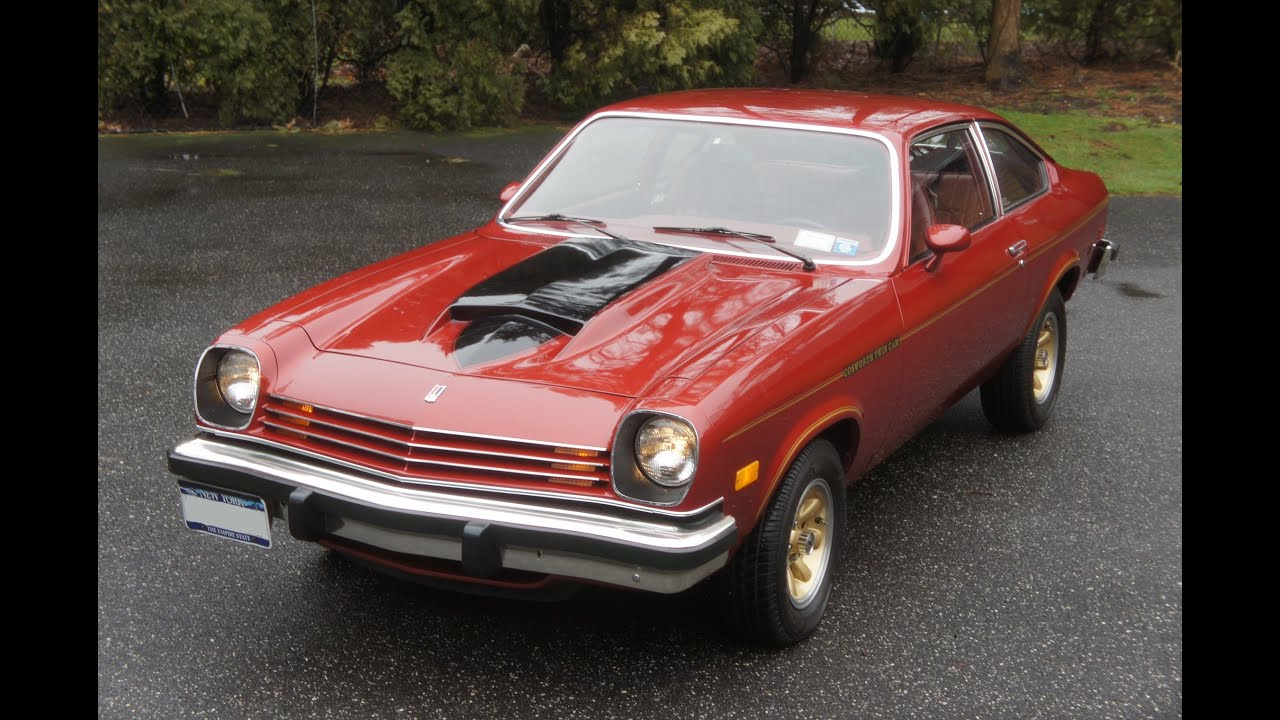 SOLD~~1976 Chevrolet Cosworth Vega For Sale~#3384~2 Owners~3.0L Race ...
