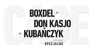 CAGE SPECIAL - Boxdel, Don Kasjo, Kubańczyk