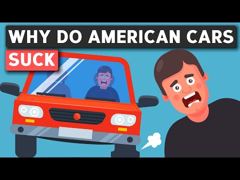 Why Did The American Car Industry Fail?