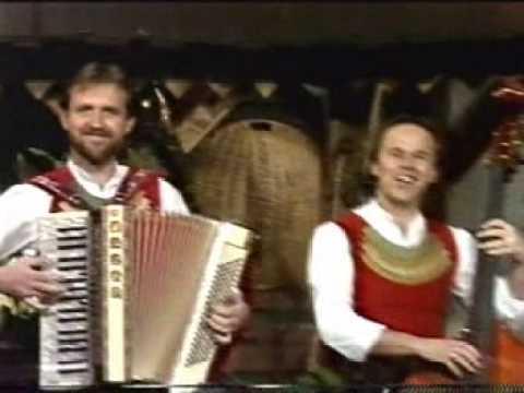 Zillertaler Jodlertrio - Der Liebe Gott Muss A Tiroler Sein
