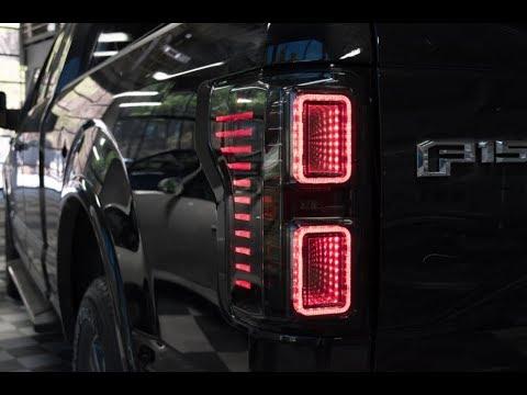 2017 Ford F150 Morimoto Xb Led Tail Lights