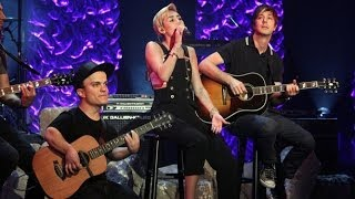 Miley Cyrus Performs We Can